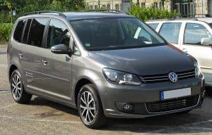 Voyant de direction assisté allumé sur Volkswagen Touran 2
