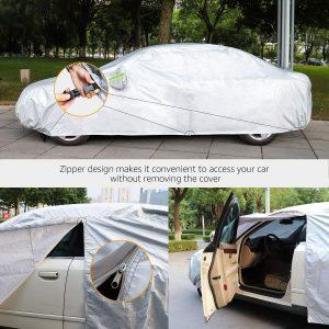 bâche voiture Amazon Basics